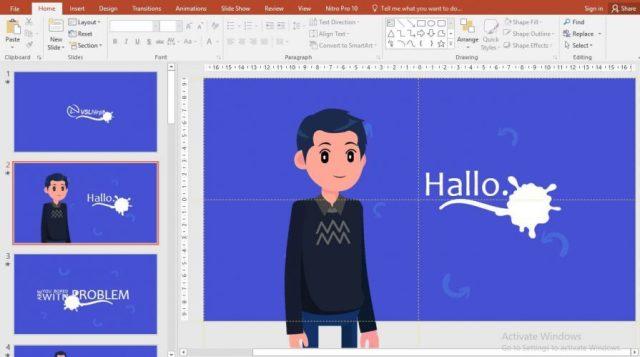 Membuat Animasi Online